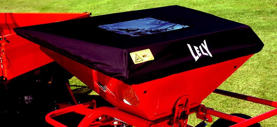 Spreader Covers For Lely Turf Broadcast Spreaders